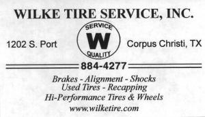 Wilke Tire Service